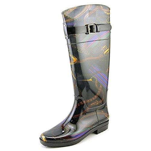 Lauren Ralph Lauren Women's Rossalyn II Boot (7 B(M) US, Black - Ralph Lauren Women For Polo Boots