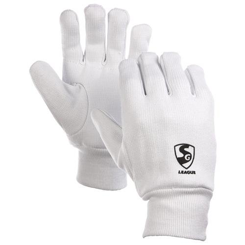SG League Inner Gloves for Wicket Keeping Mens Size by SG