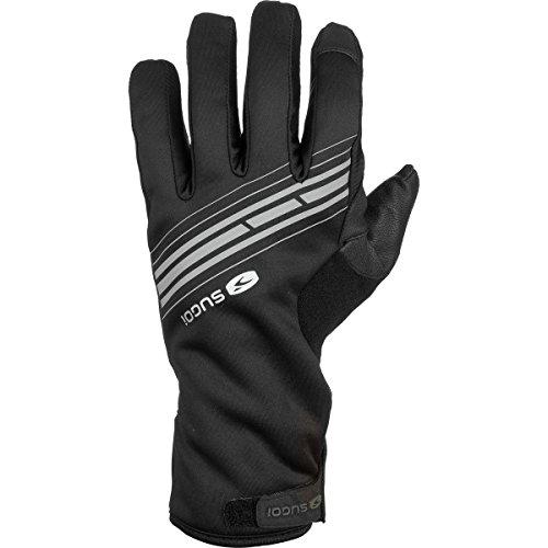 Sugoi Rs Zero Gloves, X-Small, Black ()