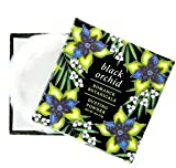 Greenwich Bay Black Orchid Dusting Powder with Puff, Romance Botanicals 4 oz