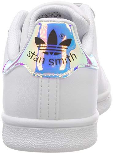 De Stan Enfant Smith Adidas Fitness Chaussures Mixte 000 ftwbla Cf C Multicolore plasld wAfwZXq