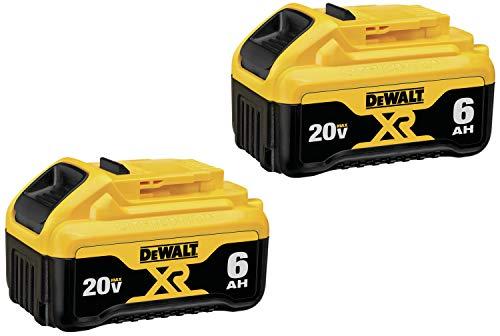 DEWALT (DCB206-2) 20V MAX Battery