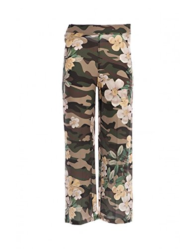 Fiori Pantalone Fracomina Donna A Rosinda wtTHq4x