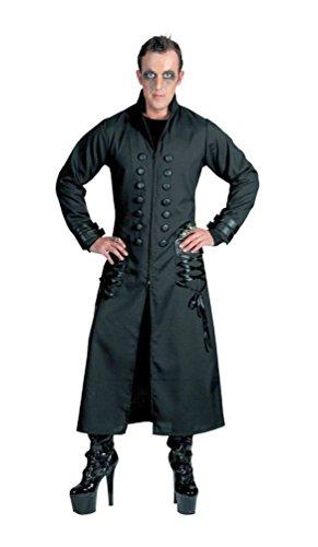 Mens Matrix Neo Science Fiction Halloween Costumes STD 44 (The Matrix Neo Costume)