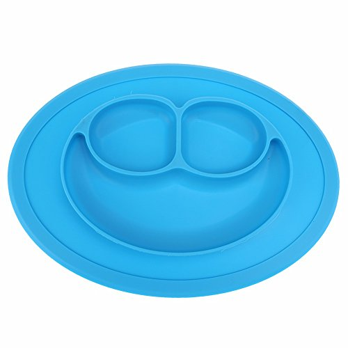 silicon baby food tray - 1