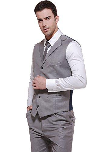 Gentlemans Long Vest - 2