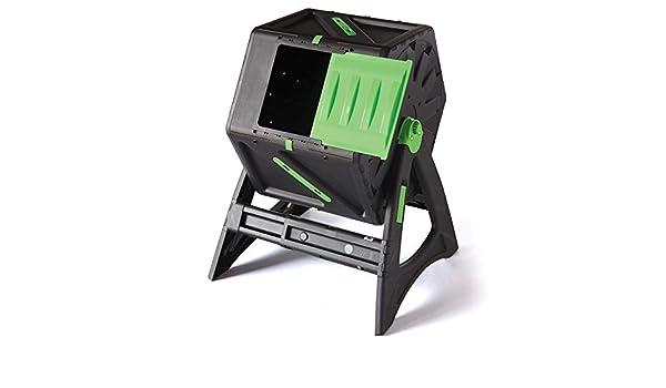 Dual 105 L (2 compostadores 105L cada) abatible - acelera ...