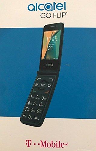 Alcatel Go Flip 4GB 4044W Blue - T-Mobile: Certified Refurbished by Alcatel (Image #3)