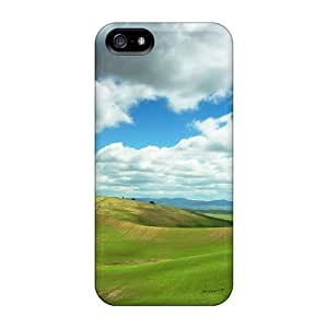 High Quality Ebz40904aHPh Cloudy Green World Cases For Iphone 5/5s