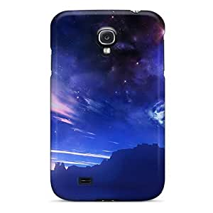 Galaxy S4 TMS3380KWOl Space Lights Cases Covers. Fits Galaxy S4