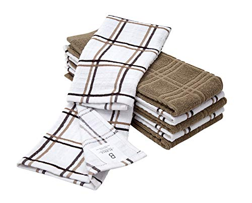 - 6 Pack Large Kitchen Towel Set / 16
