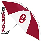 NCAA Oklahoma Sooners Auto Folding Umbrella