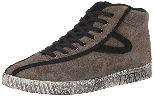 Tretorn Men's NyliteHi21 Sneaker Dark Green 12 M US