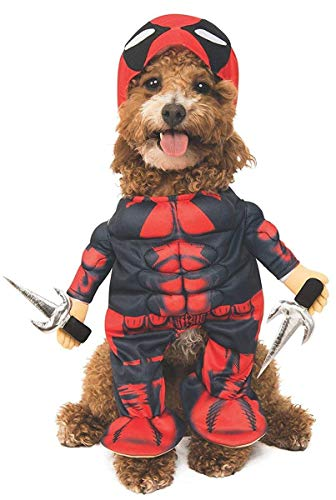 Rubie's Marvel Deadpool Pet Costume, Small]()