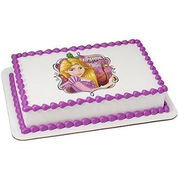 Disneys Repunzel Licensed Edible Cake Topper 7988