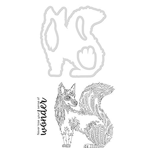 Metal 26x13.5x0.3 cm dise/ño de Mariposa Kaisercraft Plantillas y Sellos 2,54 x 3,17 a 8,89 x 9,52 cm