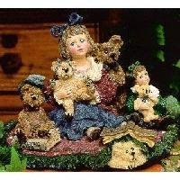 - Boyds Bears Kelly And Company...The Bear Collector Retired 3542