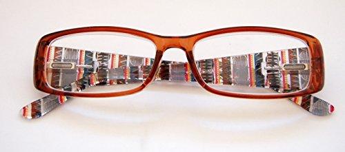 Native Americana Reading Glasses Plaids2.00BR