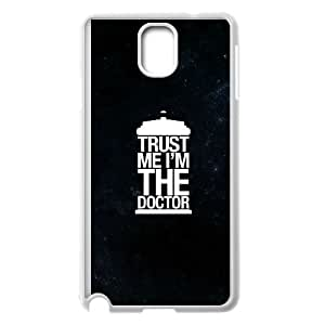 Samsung Galaxy Note 3 Cell Phone Case White Doctor Who 004 Basic Cell Phone Carrying Cases LV_6068956