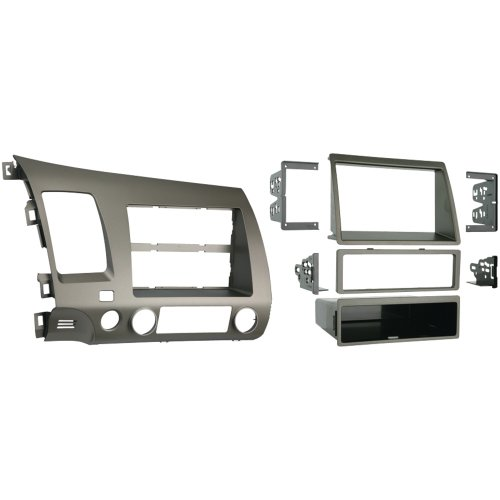 METRA 99-7871T 2006-2011 Honda(R) Civic Single- or Double-DIN Installation Kit electronic consumer ()