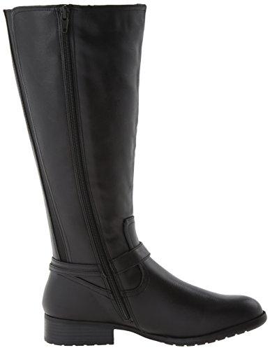 Life Stride Xena Wide Calf Damen US 5.5 Schwarz Mode-Knie hoch Stiefel