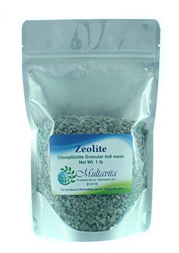 Zeolite Granules - 9