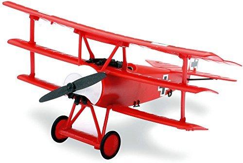 Fokker DR-1 Triplane WWI Fighter 1/48 Scale Model Kit by NewRay