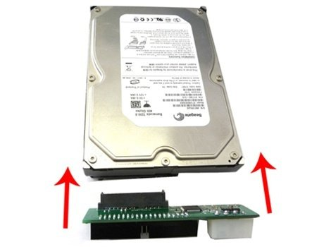 Serial ATA SATA to Parallel ATA PATA/IDE Hard Drive HDD CD DVD-ROM Interface Convert Adapter by Importer520 (Image #3)