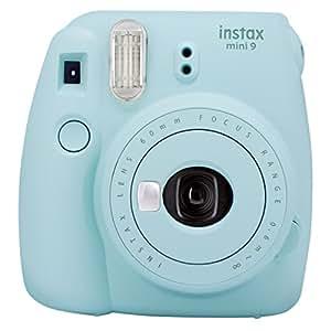 Fujifilm Instax Mini 9 - Cámara instantánea, Solo cámara
