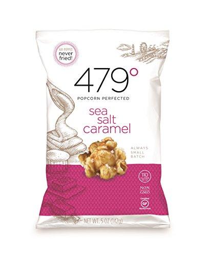 479 Degrees Artisan Popcorn Caramel