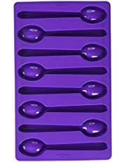 Wilton 2115-0229 Spoon Shaped Silicone Candy Mold