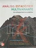 img - for Analisis Estadistico Multivariante. El Precio Es En Dolares book / textbook / text book