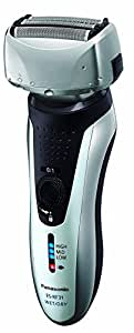 Panasonic Arc4 Electric Razor, Men's 4-Blade Cordless with Wet/Dry Convenience, ES-RF31-S