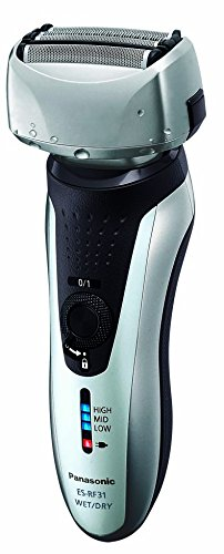 Panasonic Arc4 Electric Razor, Men's 4-Blade Cordless with Wet/Dry Convenience, ES-RF31-S For Sale