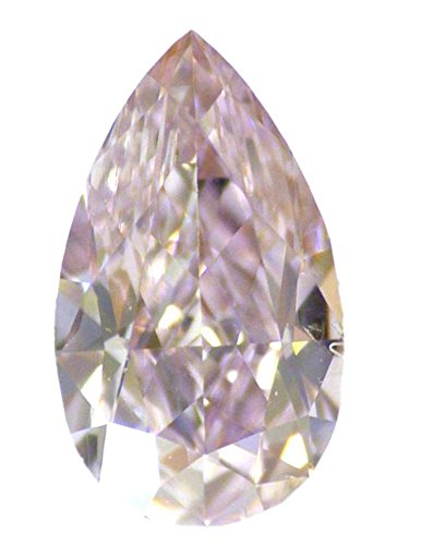 0.34 Ct Pear Diamond - 2