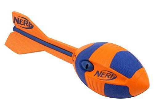 Nerf Sports Aero Howler Football - Orange by NERF
