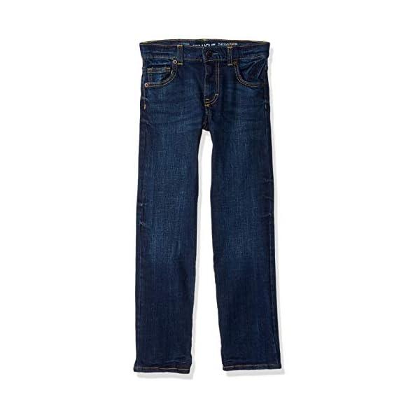 Gymboree Boys' Big Straight Jeans