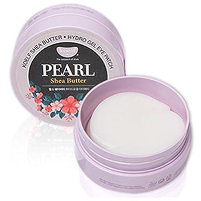 3Pack hydrogel ojo parche–1pack (60pcs) de cartucho de karité mantequilla
