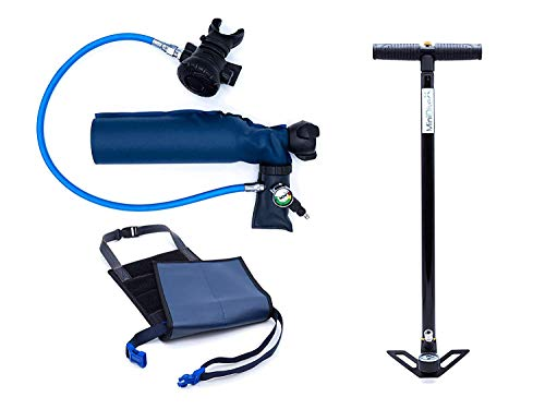MiniDive Pro (31 cu in) + M4S Hand Pump + Harness from MiniDive