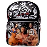 WWE Large Backpack - Full Size Wrestling Backpack