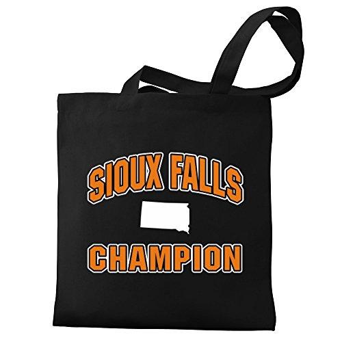 Eddany Sioux Falls champion Bereich für Taschen