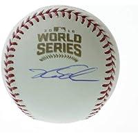$110 » Kyle Schwarber Autographed Signed Chicago Cubs 2016 World Series Major League Baseball - JSA Authentic