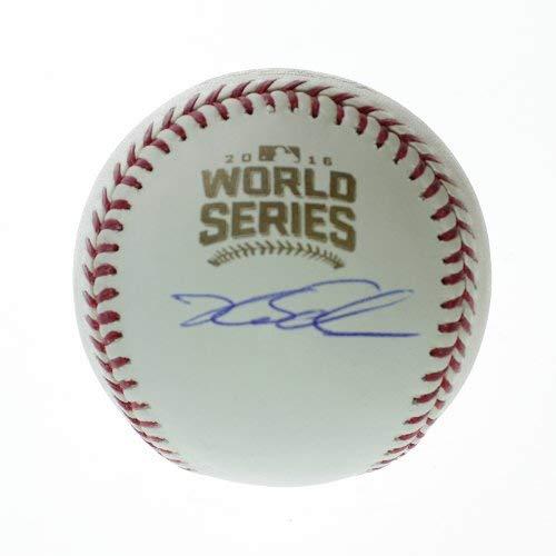 Kyle Schwarber Autographed Signed Chicago Cubs 2016 World Series Major League Baseball - JSA Authentic