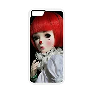 Diy Fashion Clown Phone Case For Sam Sung Note 3 Cover White Shell Phone JFLIFE(TM) [Pattern-1]