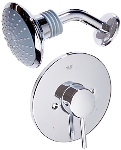 Concetto Single Hanlde Shower Only Trim