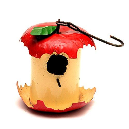 Apple Rustic (Rustic Arrow 10712 Apple Hanging Birdhouse, Multicolor)