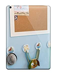 Durable Protector Case Cover With Blue Boys Room With Bulletin Board Hot Selling Design For Ipad Air