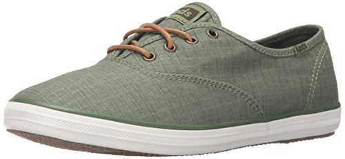 Womens Sneaker Keds Womens Champion Keds Champion Olive Ripstop Ripstop Fashion BAPI4xqw