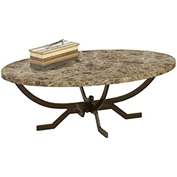 Amazon Com Hillsdale Monaco Coffee Table Kitchen Amp Dining