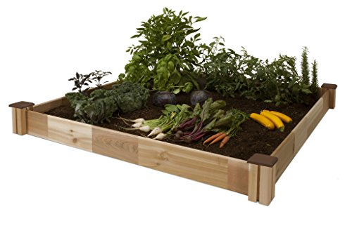 Raised Garden Bed with Legs Amazoncom